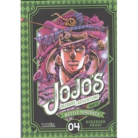 JOJO'S BIZARRE ADVENTURE PARTE 2: BATTLE TENDEN 04