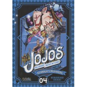 JOJO'S BIZARRE ADVENTURE PARTE 3: STARDUST CRUS 04