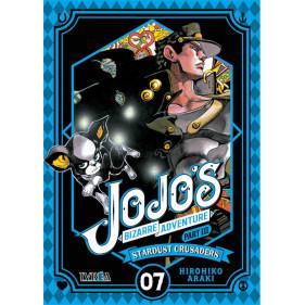 JOJO'S BIZARRE ADVENTURE PARTE 3: STARDUST CRUS 07