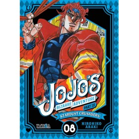 JOJO'S BIZARRE ADVENTURE PARTE 3: STARDUST CRUS 08
