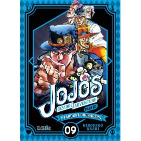 JOJO'S BIZARRE ADVENTURE PARTE 3: STARDUST CRUS 09
