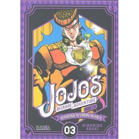 JOJO'S BIZARRE ADVENTURE PARTE 4: DIAMOND IS UN 03