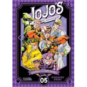 JOJO'S BIZARRE ADVENTURE PARTE 4: DIAMOND IS UN 05