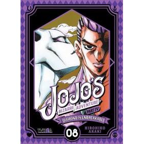 JOJO'S BIZARRE ADVENTURE PARTE 4: DIAMOND IS UN 08