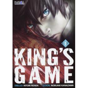 KING'S GAME 01
