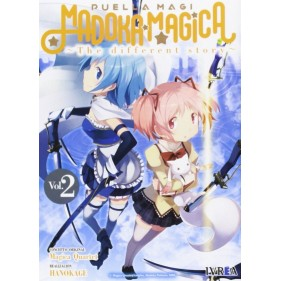 MADOKA MAGICA THE DIFFERENT STORY 02