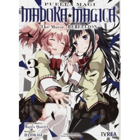 MADOKA MAGICA: THE MOVIE REBELLION 03