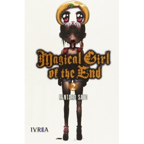 MAGICAL GIRL OF THE END 02