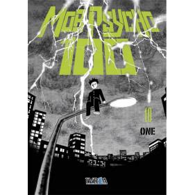 MOB PSYCHO 100 10