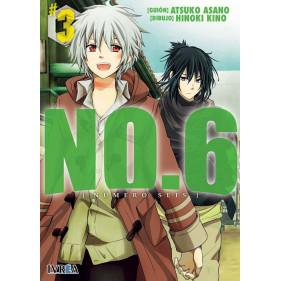 NO.6 03 (NUMERO SEIS)