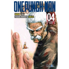 ONE PUNCH-MAN 04