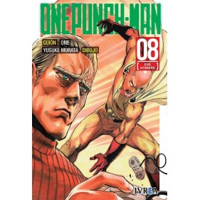 ONE PUNCH-MAN 08