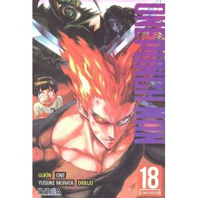 ONE PUNCH-MAN 18