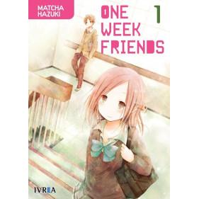 ONE WEEK FRIENDS 01