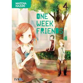 ONE WEEK FRIENDS 04