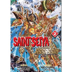 SAINT SEIYA EPISODIO G ASSASSIN 02