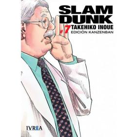 SLAM DUNK EDICION KANZENBAN 07