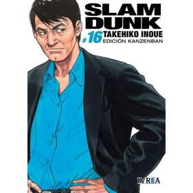 SLAM DUNK EDICION KANZENBAN 16