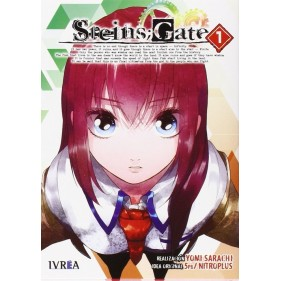 STEINS GATE 01