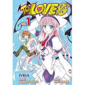 TO LOVE RU 01