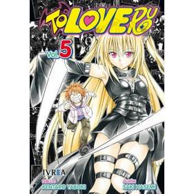 TO LOVE RU 05