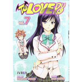 TO LOVE RU 07