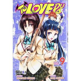 TO LOVE RU 09