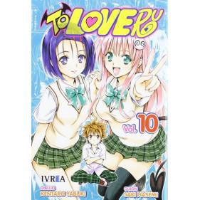 TO LOVE RU 10