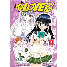 TO LOVE RU 11