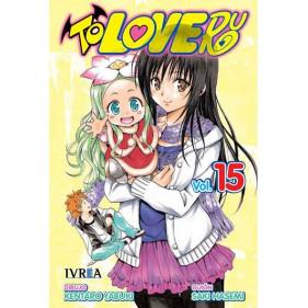 TO LOVE RU 15