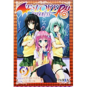 TO LOVE RU DARKNESS 03