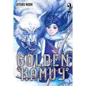 GOLDEN KAMUY 02