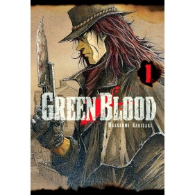 GREEN BLOOD 01