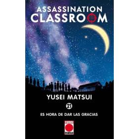 ASSASSINATION CLASSROOM 21
