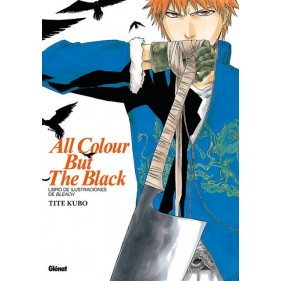 BLEACH: ALL COLOUR BUT THE BLACK (LIBRO DE ILUSTRA