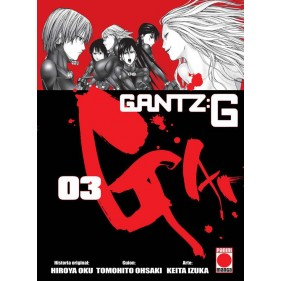 GANTZ G 03