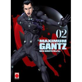 GANTZ MAXIMUM 02