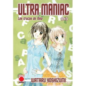ULTRA MANIAC. LOS TRUCOS DE NINA 04