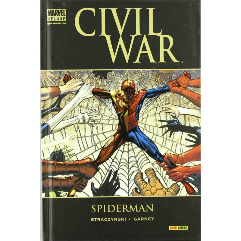CIVIL WAR: SPIDERMAN (MARVEL