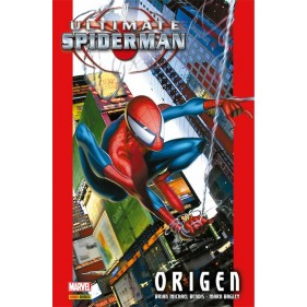ULTIMATE SPIDERMAN INTEGRAL 01: ORIGEN