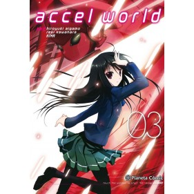 ACCEL WORLD (MANGA) 03/08