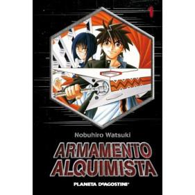 ARMAMENTO ALQUIMISTA 01/10