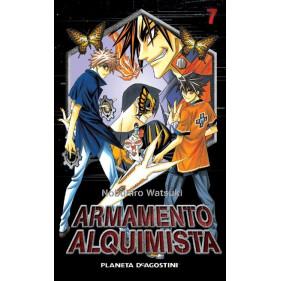ARMAMENTO ALQUIMISTA 07/10