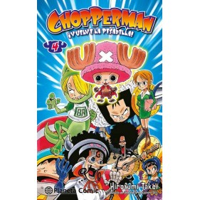 CHOPPERMAN 04/05