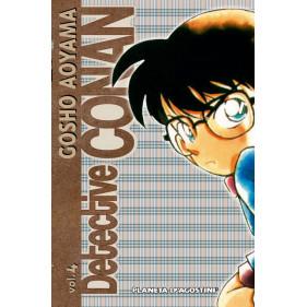 DETECTIVE CONAN 04 (NUEVA EDICIÓN)