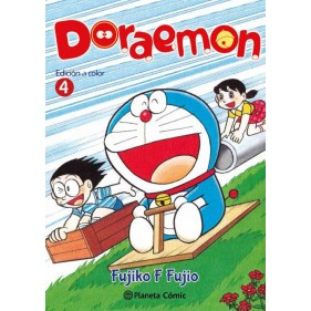 DORAEMON COLOR 04/06