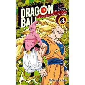 DRAGON BALL COLOR BU 04