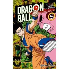 DRAGON BALL COLOR BU 05