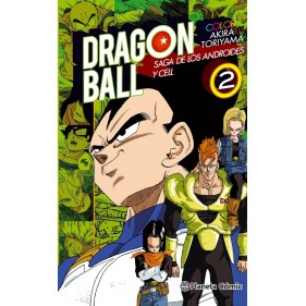 DRAGON BALL COLOR CELL 02/06