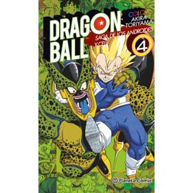 DRAGON BALL COLOR CELL 04/06